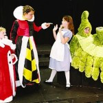 birthday party places for kids - theatre