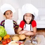 birthday party places for kids - cooking schools