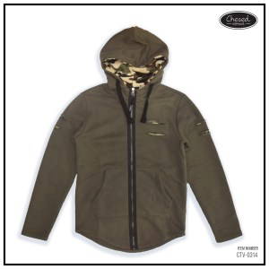 <b>COLLECT TRENDY VALLEY</b> <br>CTV-0314 | Army Green