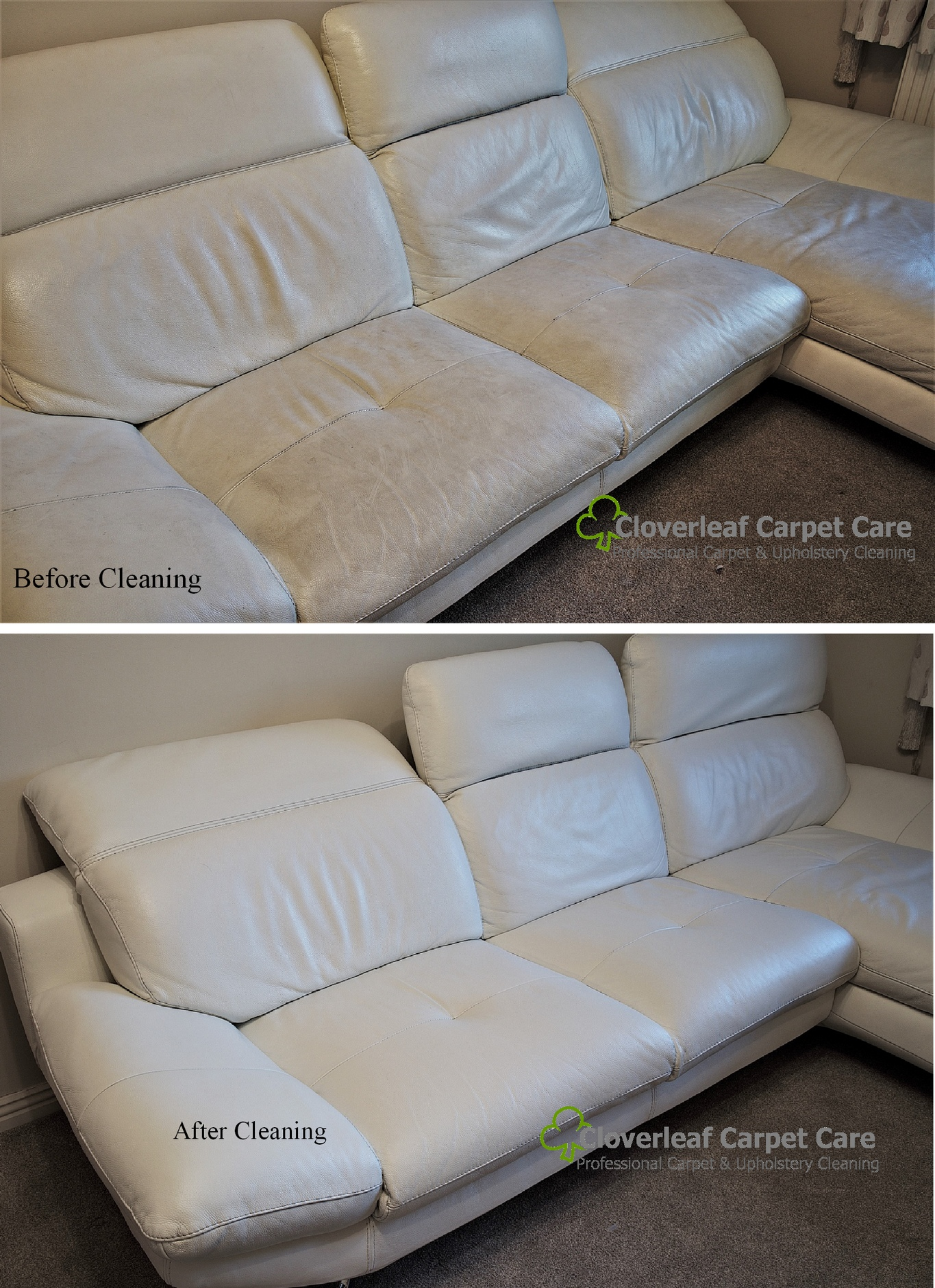 leather sofa cleaner blackpool queen anne style slipcover cleaning warrington review home co