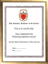 Nail Technician Diploma