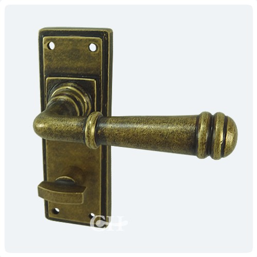Euro Profile Lever Handle