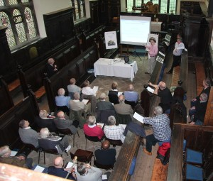 20150411 - Mentors Meeting at Tabley House 3c