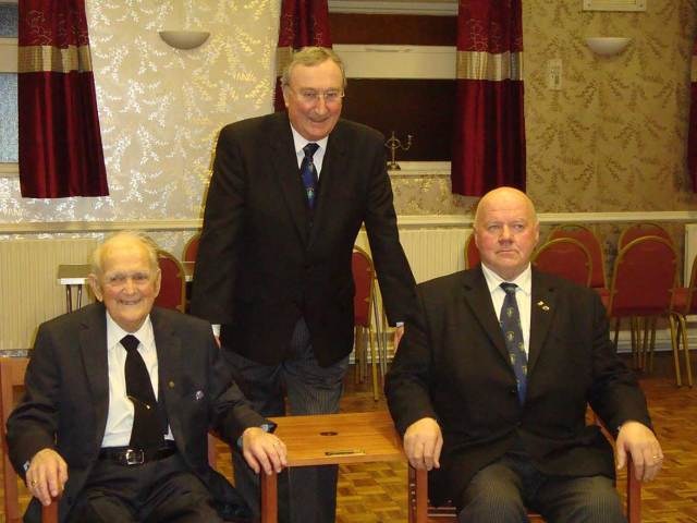 Gordon-Tatton-50-years-with-Marshal-Neil-Master-of-Four-Cardinal-virtues-seated-with-George-Mann-centre.
