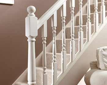 Newel Posts And Newel Turnings Stair Parts Cheshire Mouldings | Turned Newel Post Designs | Type | Spiral | Round | Wood Baluster | Black