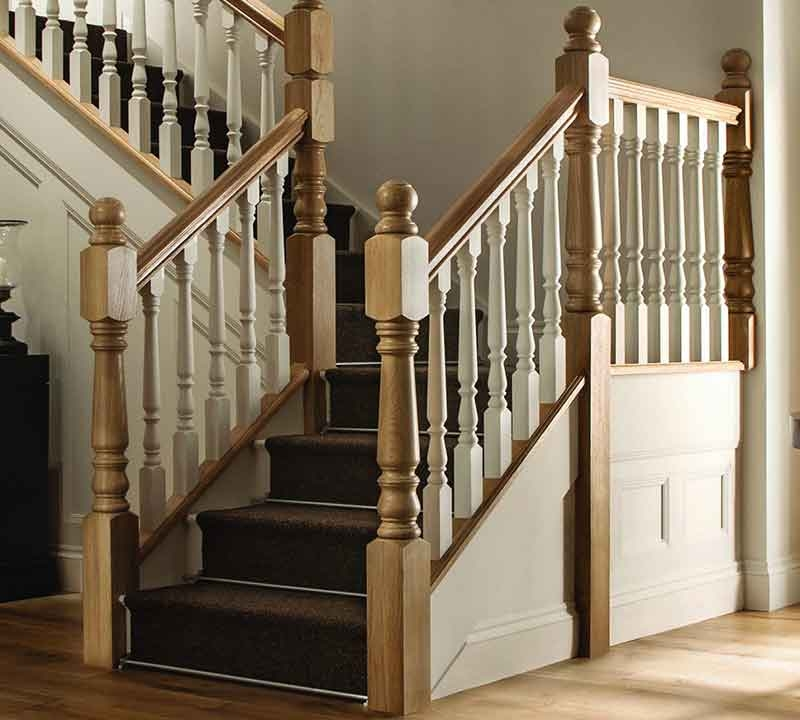 Handrails For Stairs Inspiration Cheshire Mouldings | Designer Handrails For Stairs | Wood | Wrought Iron Balusters | Railing Ideas | Interior | Stair Parts