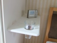 New bedside shelves - Notes to Self