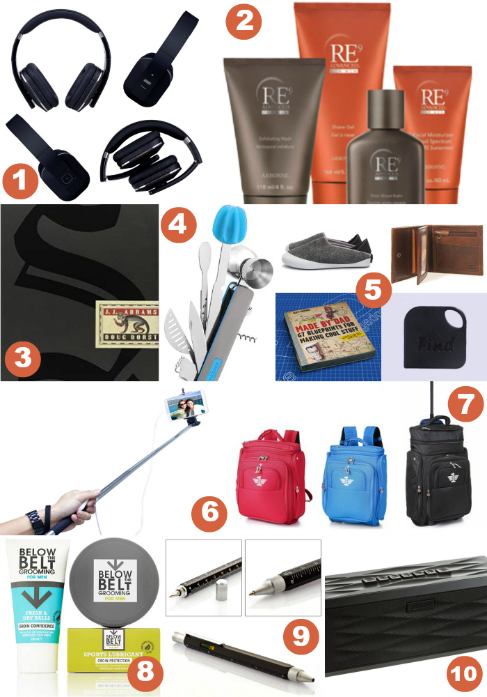 Christmas gift ideas for guys 2014 - Best Gifts For Him: Christmas 2014 - Notes To Self