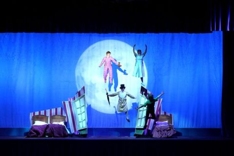 Disney on Ice at The Liverpool Echo Arena 16th March 2016 - photograph David Munn