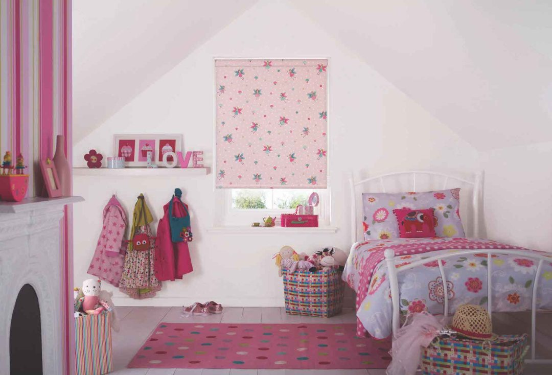 Girls attic loft bedroom inspiration
