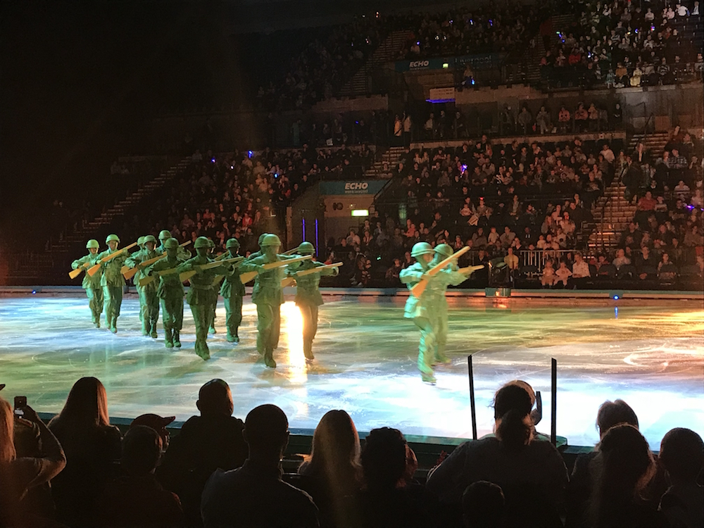 Toy Story Soldiers Disney on Ice