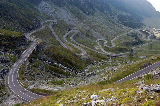 The Snake Pass - Cheshire