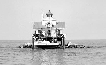 Tangier Sound Lighthouse