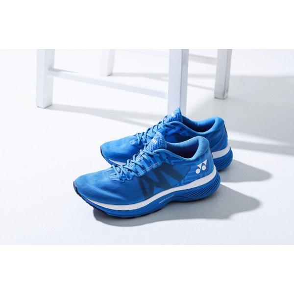 Yonex Saferun 100 hardloopschoen | blauw | met gratis sokken