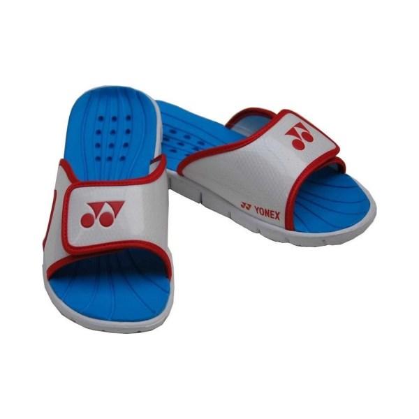 Yonex slippers | Wit/rood/blauw | Maat 39-42