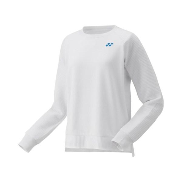 Yonex Sportsweater 39010ex Dames Wit Maat L
