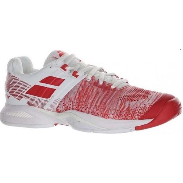 Babolat Propulse Blast indoor heren tennisschoen - blauw/wit/rood