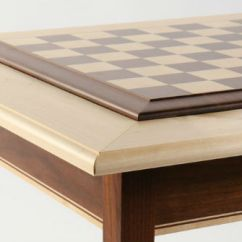 Chess Table And Chairs Childrens Toys R Us Uk The Best Most Impressive Tables Of 2019 Walnut Maple Premium Hardwood