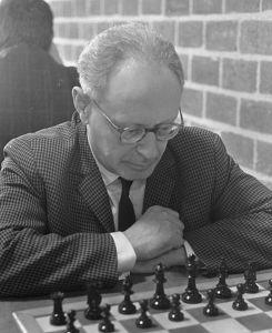 Botvinnik in 1969. Source: Dutch National Archives.