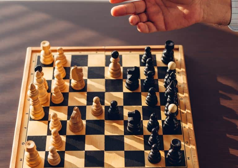 Essential elements in chess openings
