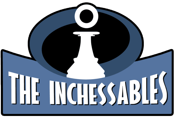 The InChessables logo, inspired by the film