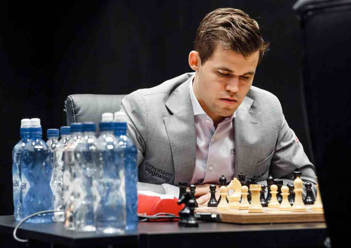 Magnus Carlsen's net worth is boosted by his partnership with Iskvar bottled water