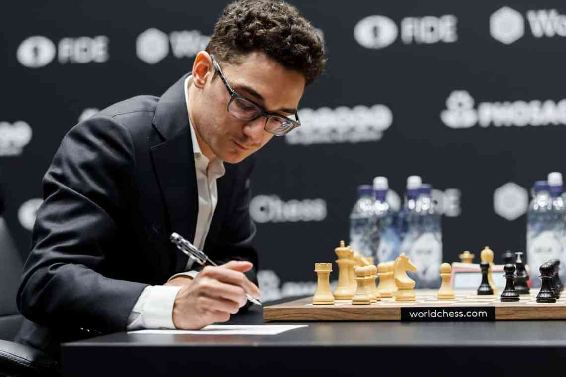 Carlsen-Caruana Game 3: a bore draw