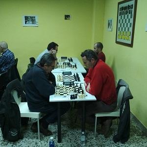 Un clásico del ajedrez madrileño: Pastor contra Turiso