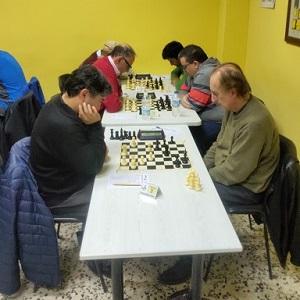 Empezó el XXI Open Internacional Club Ajedrez Villaverde