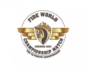 Official logo of the FIDE World Chess Championship Match 2013