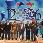 First Mongolian Nations Chess Tournament