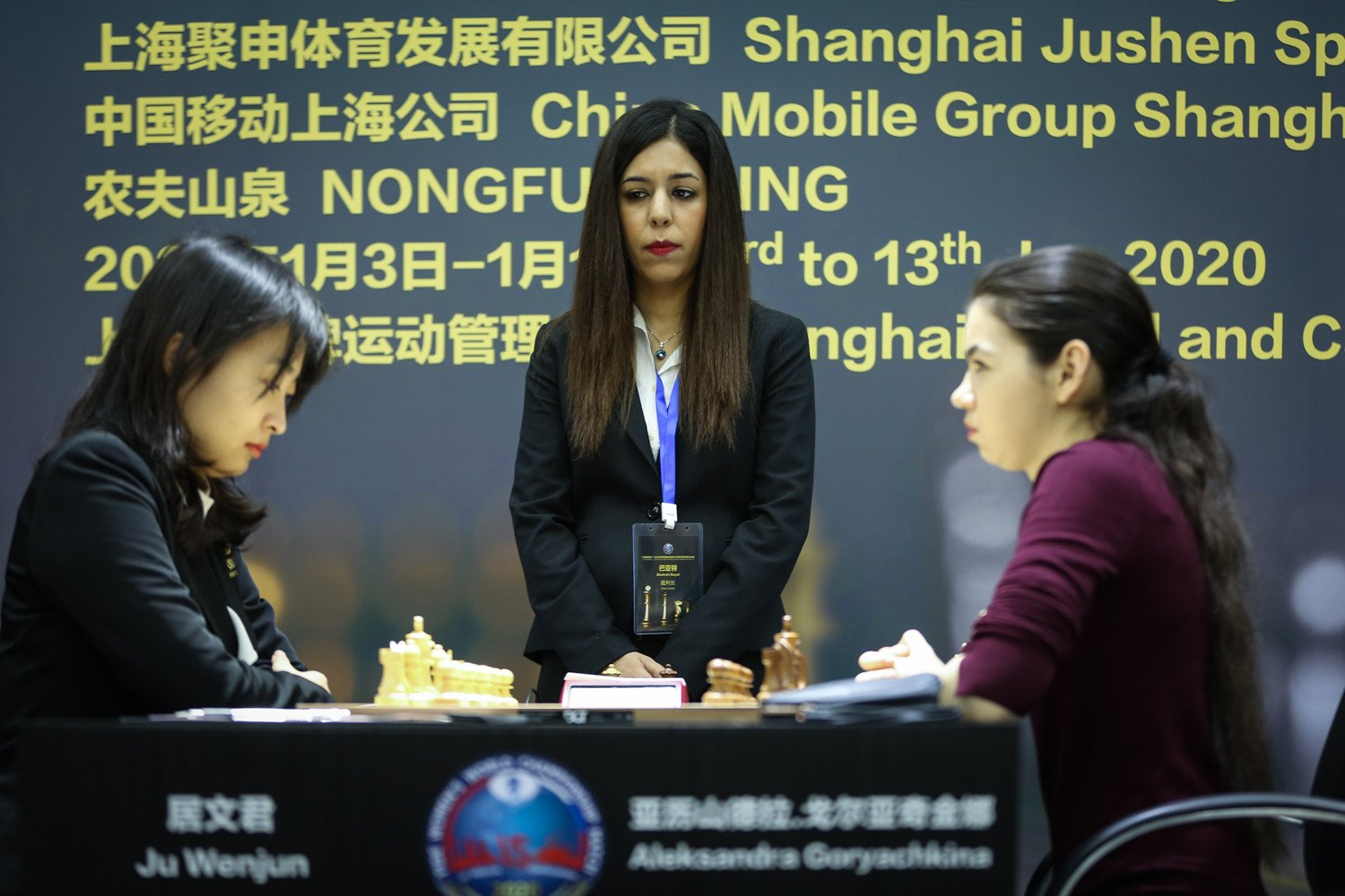 Game 6 Of Women S World Chess Championship A 105 Move Draw