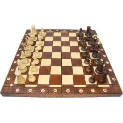 Wegiel 木製チェスセット アンバサダー 52cm 10