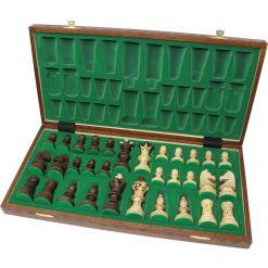 Wegiel 木製チェスセット アンバサダー 52cm 5