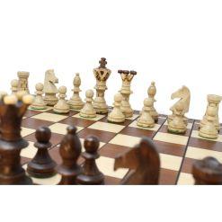 Wegiel 木製チェスセット アンバサダー 52cm 8