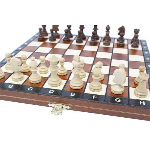 Wegiel 木製チェスセット マグネティック 27cm 11