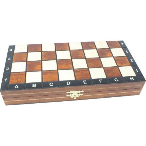 Wegiel 木製チェスセット マグネティック 27cm 2