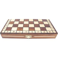 Wegiel 木製チェスセット ロイヤル 35cm 2