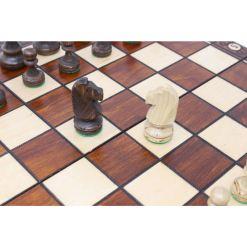 Wegiel 木製チェスセット セネター 41cm 13