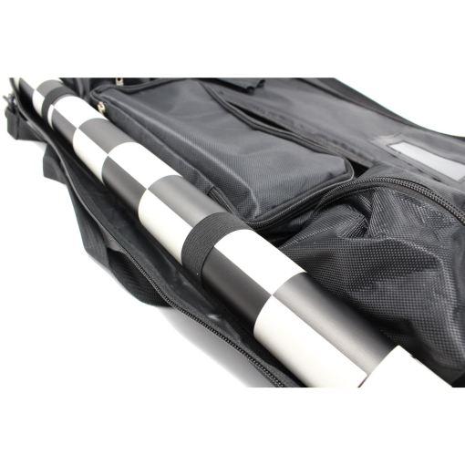 チェスセット専用バッグ 取り外し可能ショルダータイプ 黒 5