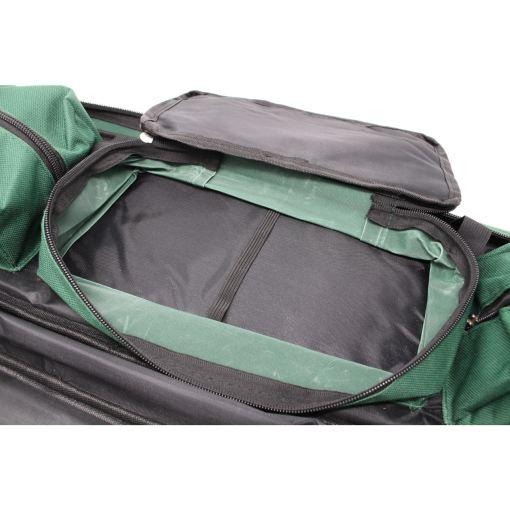 チェスセット専用バッグ 取り外し可能ショルダータイプ 緑 3