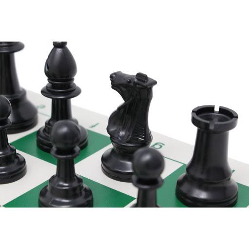 チェスジャパン スタンダードチェスセット ナショナル 43cm グリーン 5