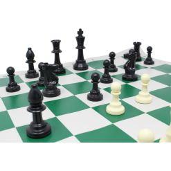 チェスジャパン スタンダードチェスセット ワールド 51cm グリーン 15
