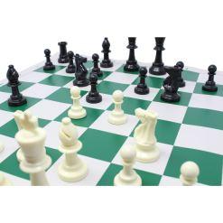 チェスジャパン スタンダードチェスセット ワールド 51cm グリーン 16