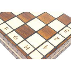 Wegiel 木製チェスセット ロイヤル 30cm 3