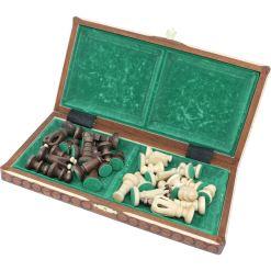 Wegiel 木製チェスセット ロイヤル 30cm 4
