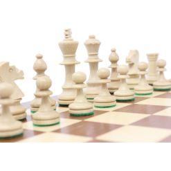 Wegiel 木製チェスセット トーナメントNo.4 41cm 10