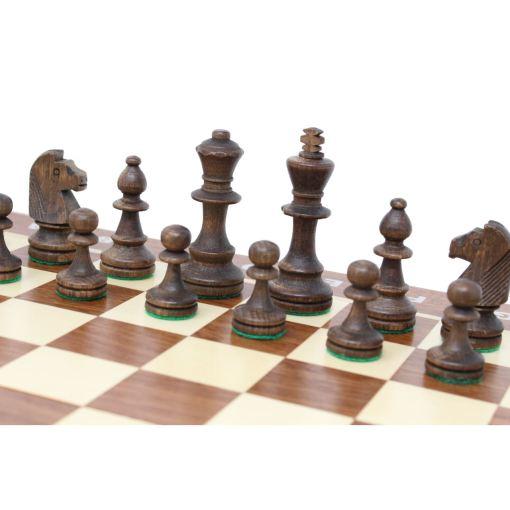 Wegiel 木製チェスセット トーナメントNo.4 41cm 8
