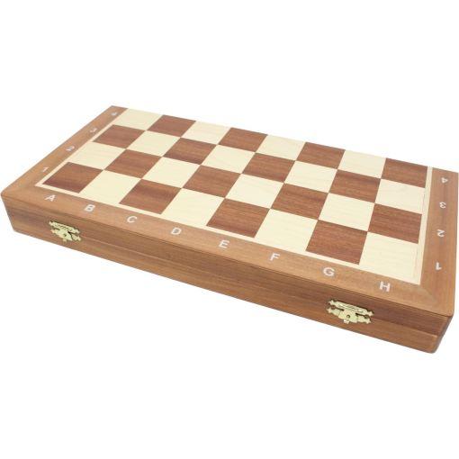 Wegiel 木製チェスセット トーナメントNo.5 47cm 2