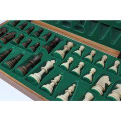 Wegiel 木製チェスセット トーナメントNo.6 52cm 5